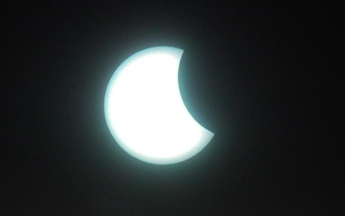 Image of eclipse
